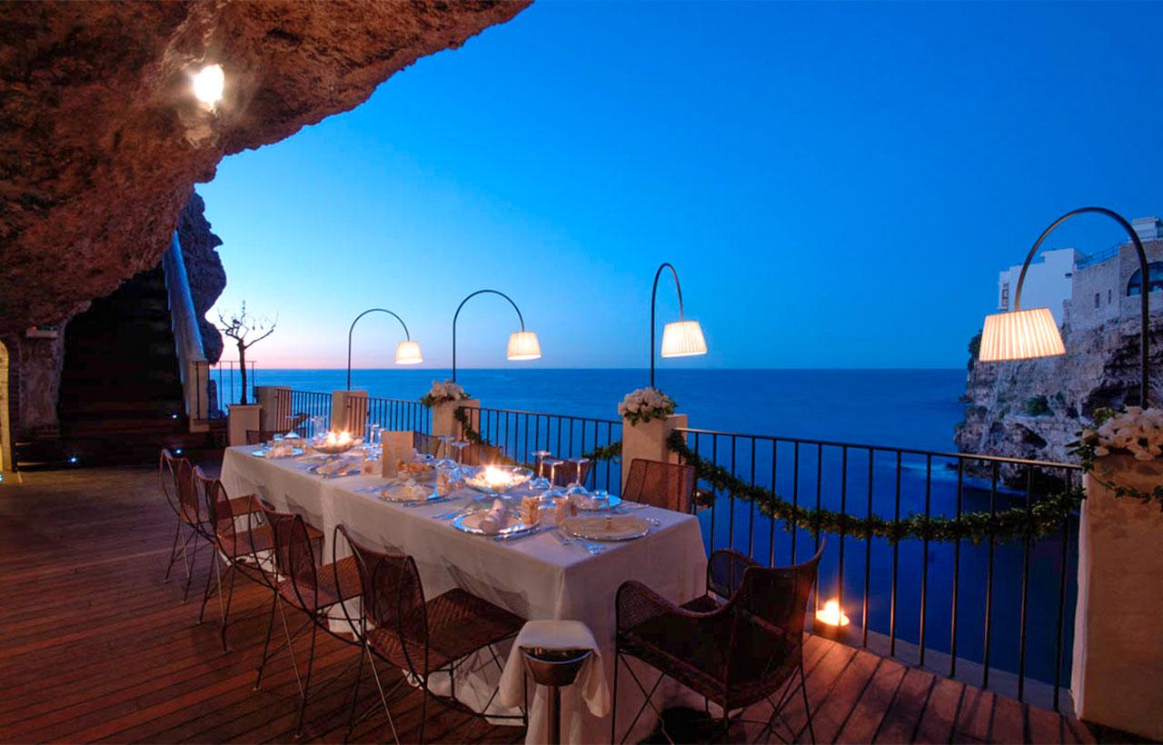 Hotel Ristorante A Polignano A Mare Puglia