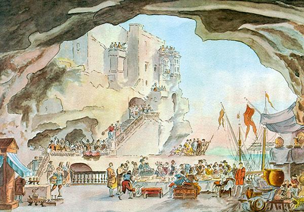 Desprez Grotta Palazzese