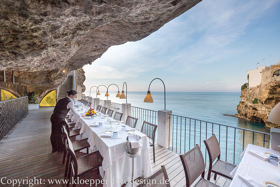 Grotta Palazzese Ph © Kloepperfotodesign