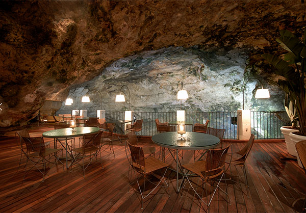 Grotta Palazzese lato grotta