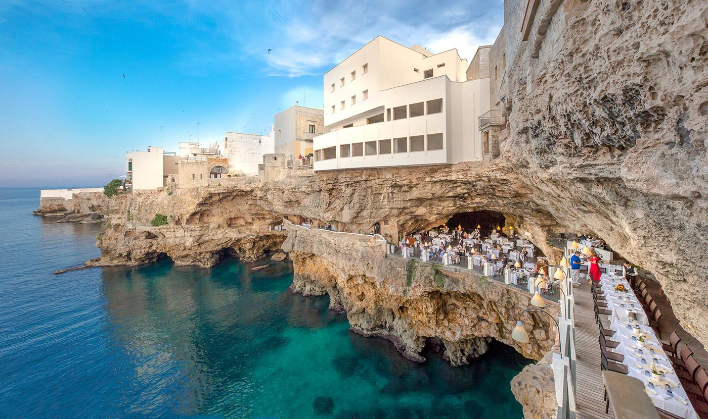 Hotel Grotta Palazzese - Polignano a Mare